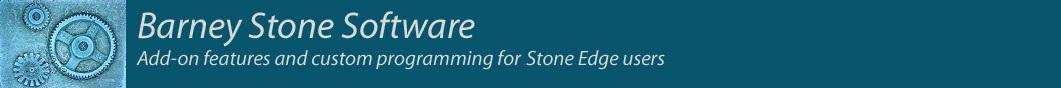Barney Stone Software